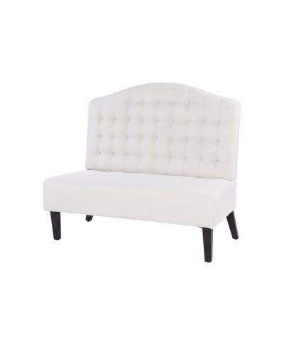 atlanta settee a chair affair inc. Black Bedroom Furniture Sets. Home Design Ideas