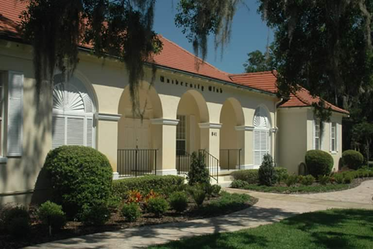 Winter Park University Club