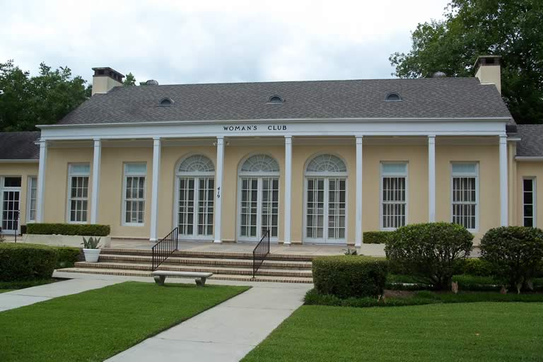 Womens Club Winter Park