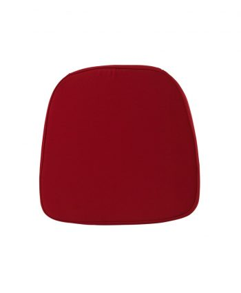 Burgundy Chiavari Pad - A Chair Affair