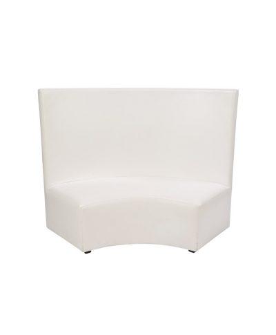 Curved High Back Settee – A Chair Affair
