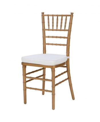 Gold Chiavari Chair - A Chair Affair