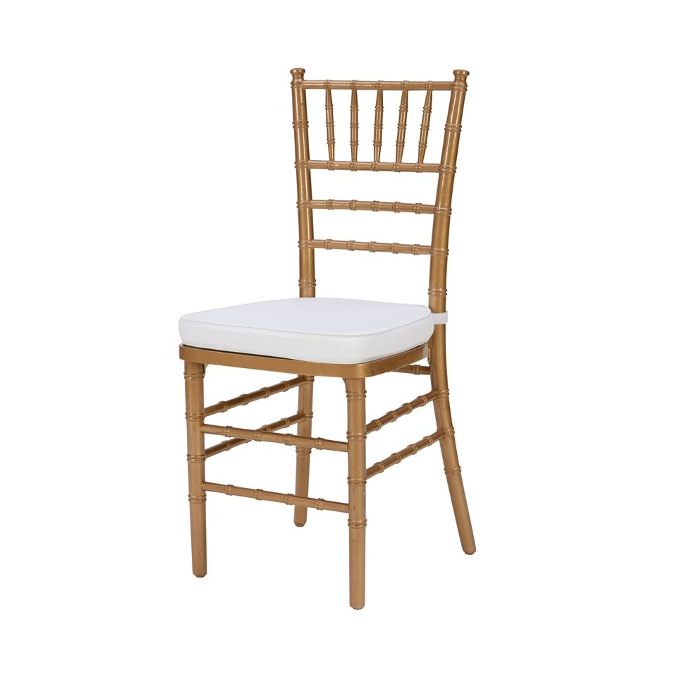 Gold Chiavari ChairA Chair Affair Inc