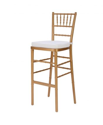 Gold Chiavari Highboy - A Chair Affair