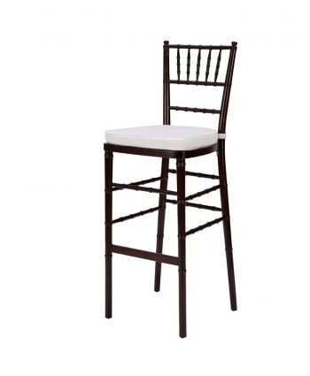 Mahogany Chiavari Highboy - A Chair Affair