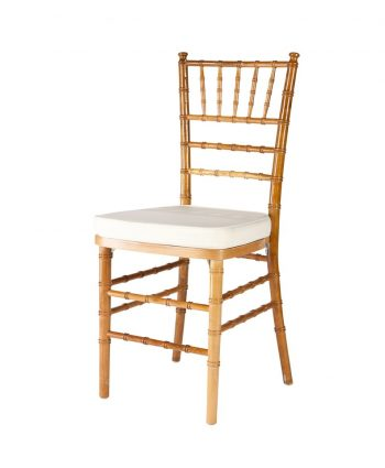 Natural Chiavari Chair - A Chair Affair