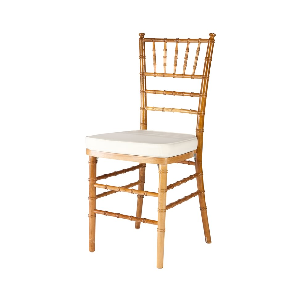 Captivating Natural Chiavari Chair