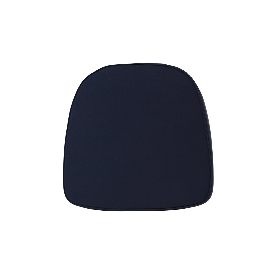 Blue Chair Pads   Seat Pads | Chair Cushion Pads | Dunelm ...
