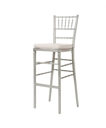 Silver Chiavari Highboy - A Chair Affair
