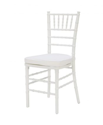 White Chiavari Chair - A Chair Affair