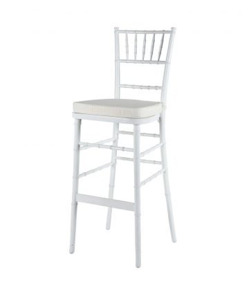 White Chiavari Highboy- A Chair Affair