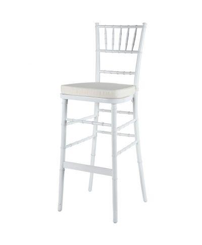 White Chiavari Highboy- A Chair Affair
