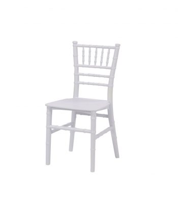 White Childrens Chiavari Chair - A Chair Affair