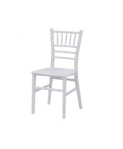 White Childrens Chiavari Chair – A Chair Affair
