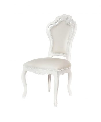 White Dynasty Chair - A Chair Affair