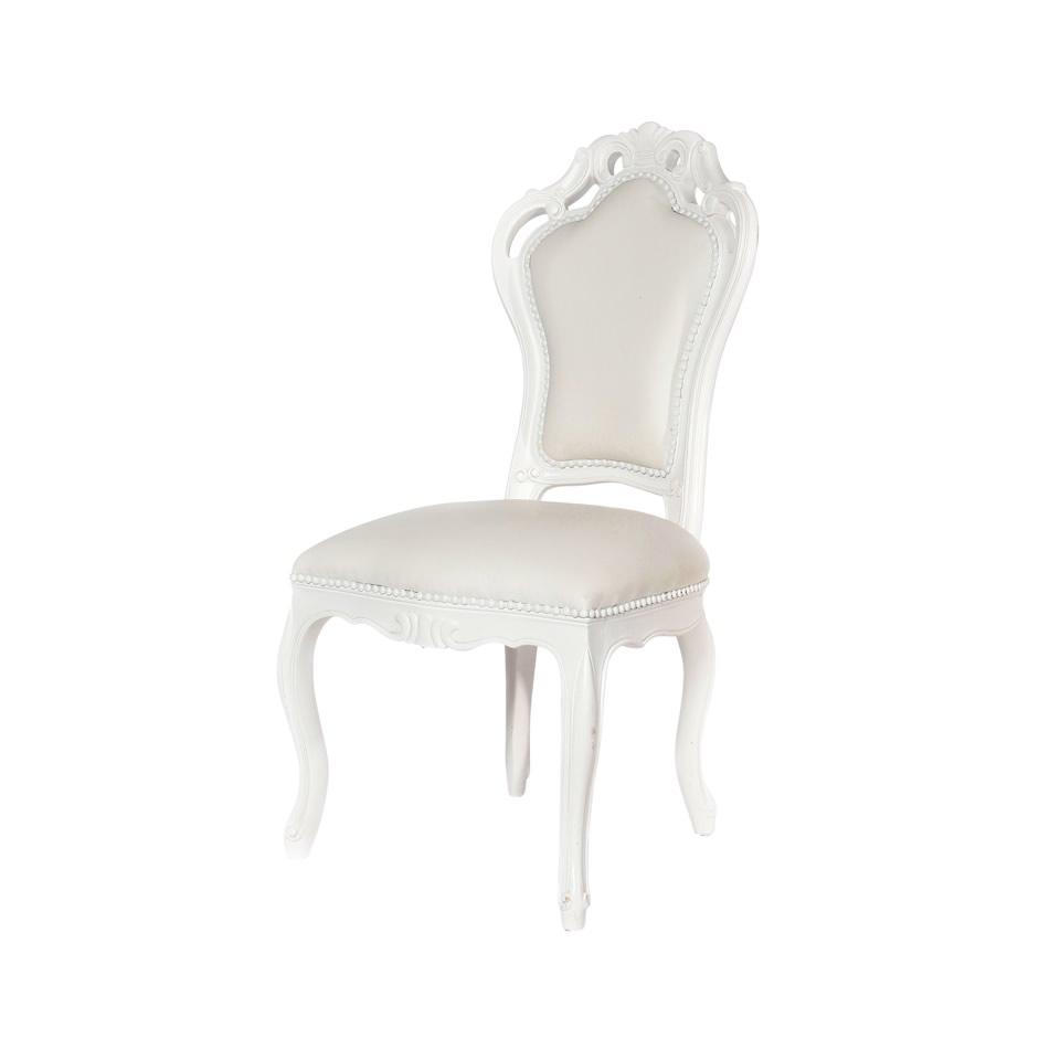 White Dynasty Chair - A Chair Affair