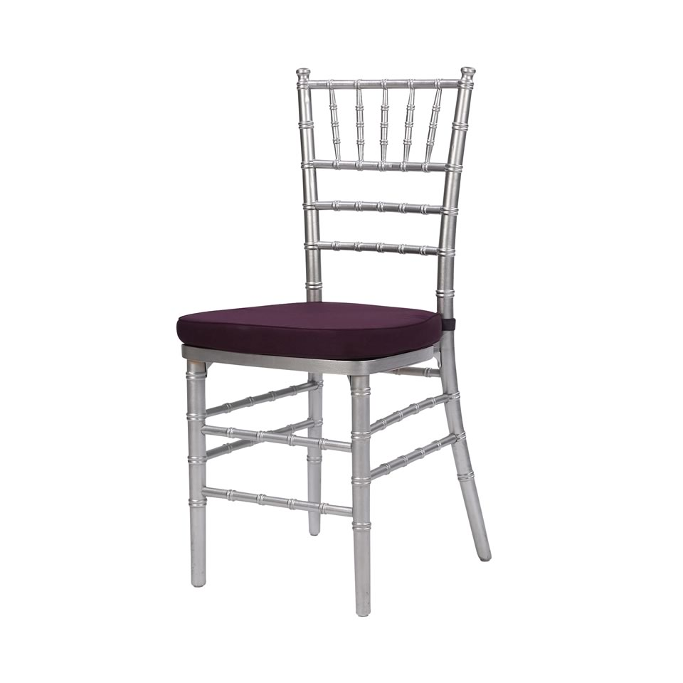 Great Silver Chiavari Chair ...