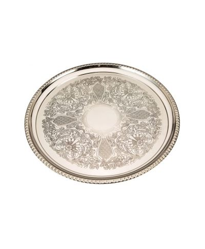 18 in round Serving Tray – A Chair Affair