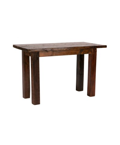 2'X4′ Mahogany Sweetheart Table – A Chair Affair