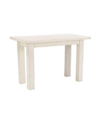 2'X4' Whitewashed Sweetheart Table - A Chair Affair