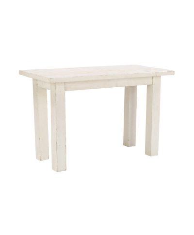 2'X4′ Whitewashed Sweetheart Table – A Chair Affair