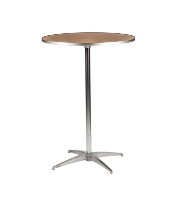 "30"" Round Cocktail Table - A Chair Affair"