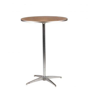 "30"" Round Cocktail Table - A Chair Affair"