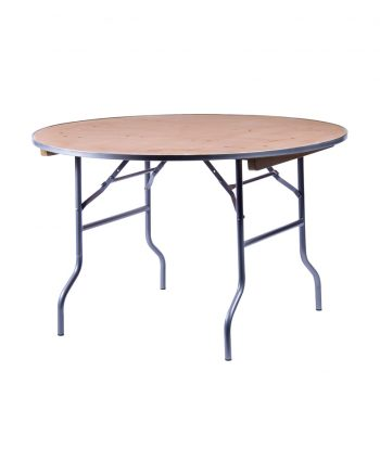 36 and 48in round banquet table - A Chair Affair