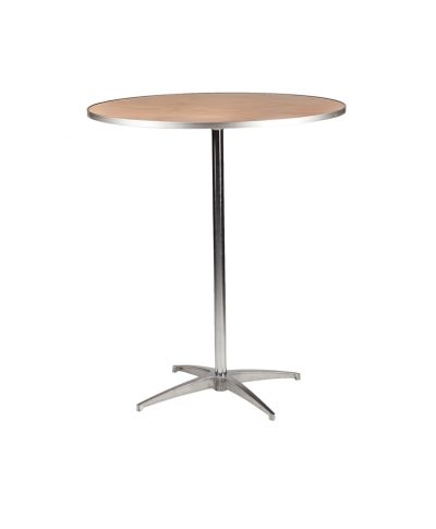 36″  Round Cocktail Table – A Chair Affair