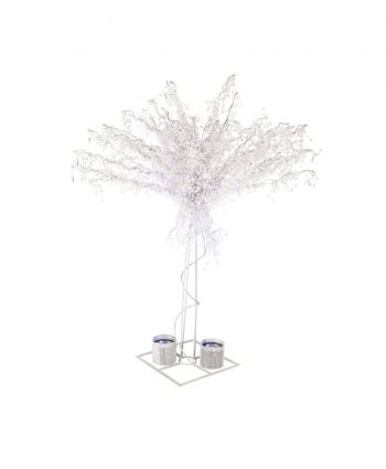 4' Crystal Trees - A Chair Affair