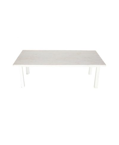 4′ X 8′ Whitewashed Farm Table – A Chair Affair