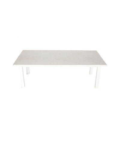 4′ X 8′ Whitewashed Farm Table – A Chair Affair