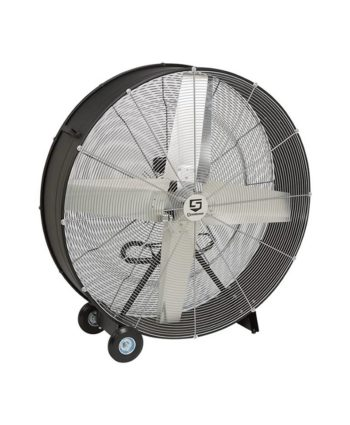 42 inch Fan - Gray Air Movers - A Chair Affair