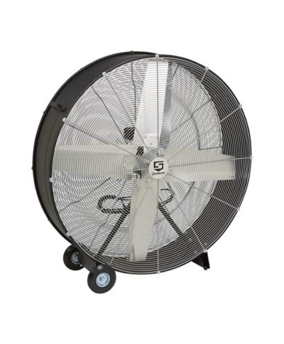 42 inch Fan – Gray Air Movers – A Chair Affair