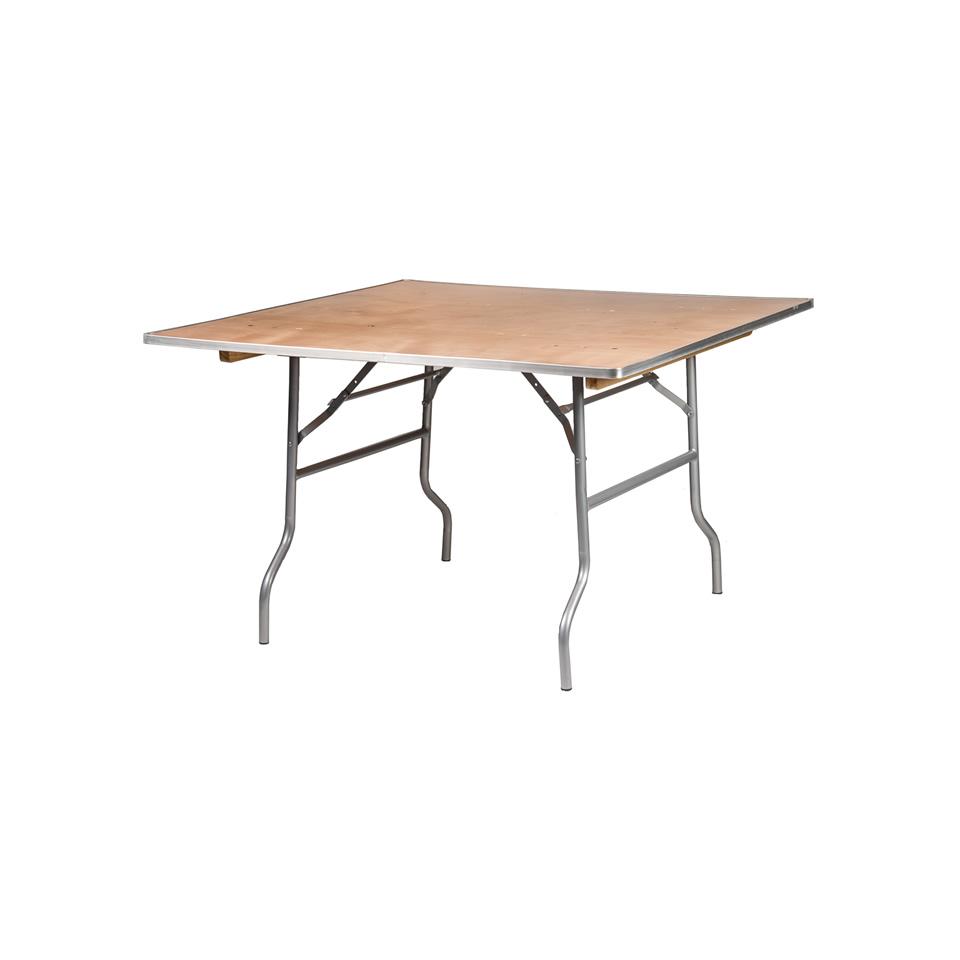 48 Quot Square Tables A Chair Affair Inc