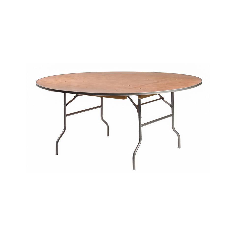 "72"" Round Banquet Tables"