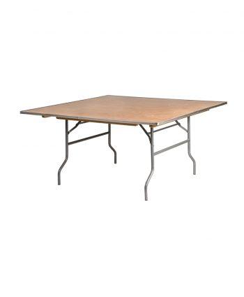 60 inch square table - A Chair Affair
