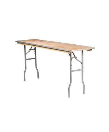 6X18 Classroom Tables - A Chair Affair