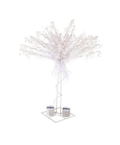 8′ Crystal Trees – A Chair Affair