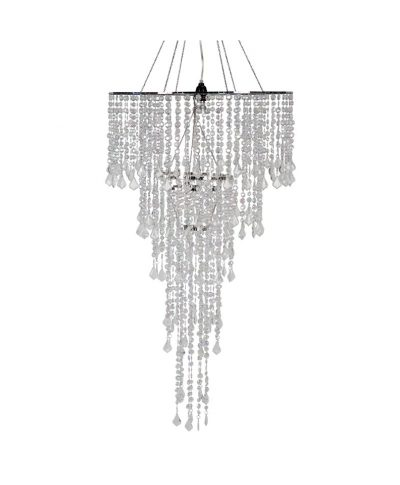 Bling Crystal Chandelier Two Tier – A Chair Affair