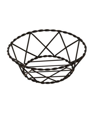 Bread Basket Black Metal – A Chair Affair