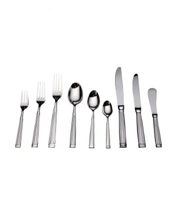Doria Stainless Steel Flatware - A Chair Affair