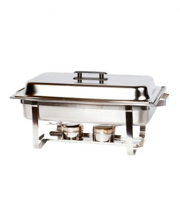 Eco Chafing Dish - A Chair Affair