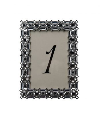 Fun House Table Number - A Chair Affair
