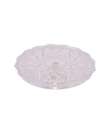 Glass Cake Stand - A Chair Affair