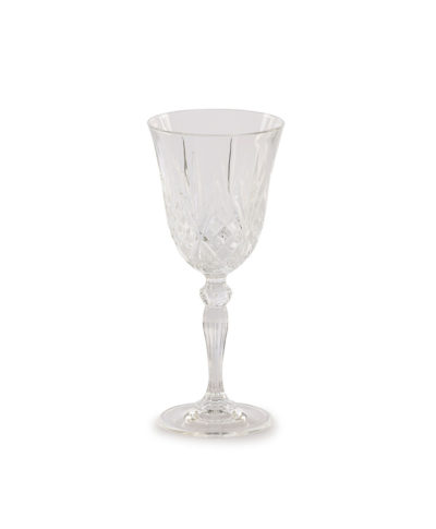 Grace Etched Red Wine Glass – A Chair Affair Rentals