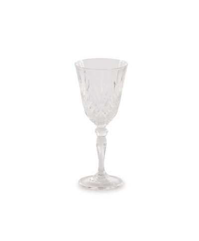 Grace Etched White Wine Glass – A Chair Affair Rentals