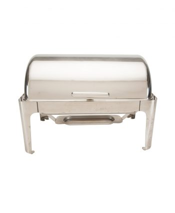 Rectangular Roll Top Chafing Dish - A Chair Affair