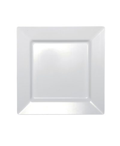 Square White Serving Platter – A Chair Affair