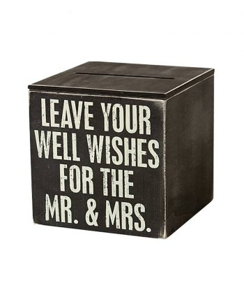 Well Wishes Box - A Chair Affair